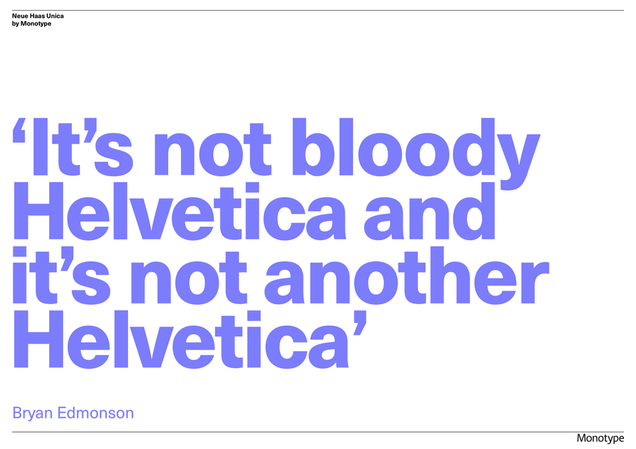 Helvetica's Long-Lost Rival Has Been Resurrected After 35 Years