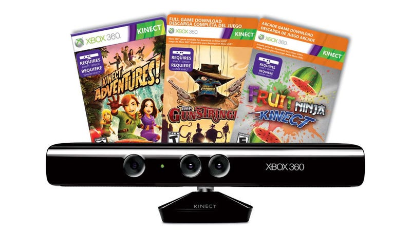 Cowboys and Ninjas Collide in the Kinect Holiday Bundle