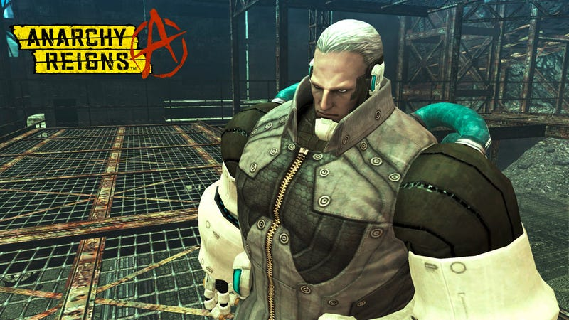Anarchy Reigns' Nikolai Is Shockingly Cool