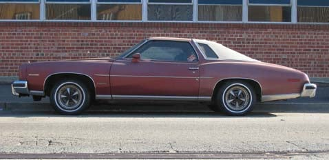 1975 Pontiac Grand LeMans