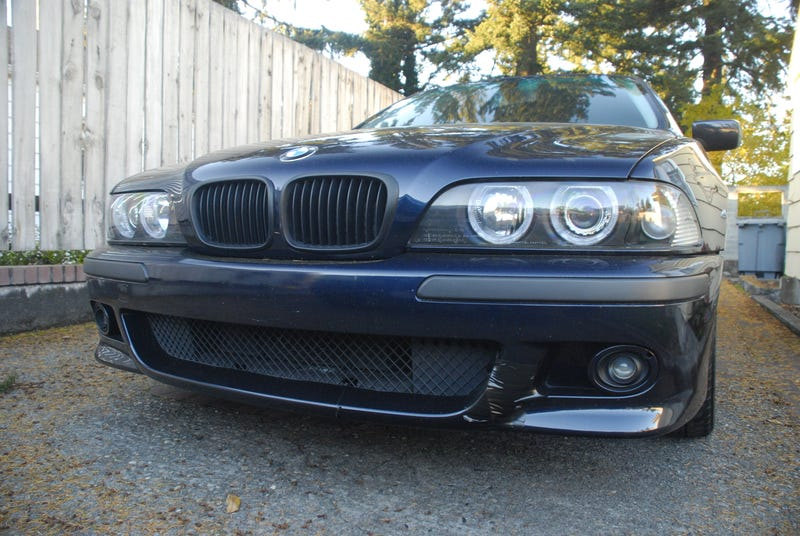 Fixing Bodywork for my E39 - Help in Seattle/Tacoma Area