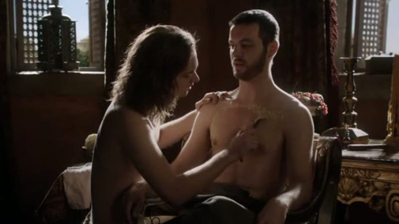 George R. R. Martin Explains Why His Books Don't Have Gay Sex Scenes