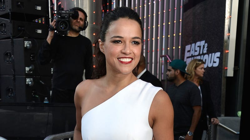 Michelle Rodriguez Comes Out as Bisexual, Not That It's Any of Your Biz