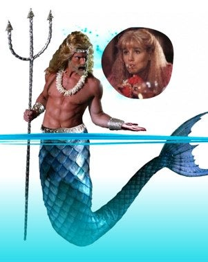 Jilted Merman Sells His Story To Universal