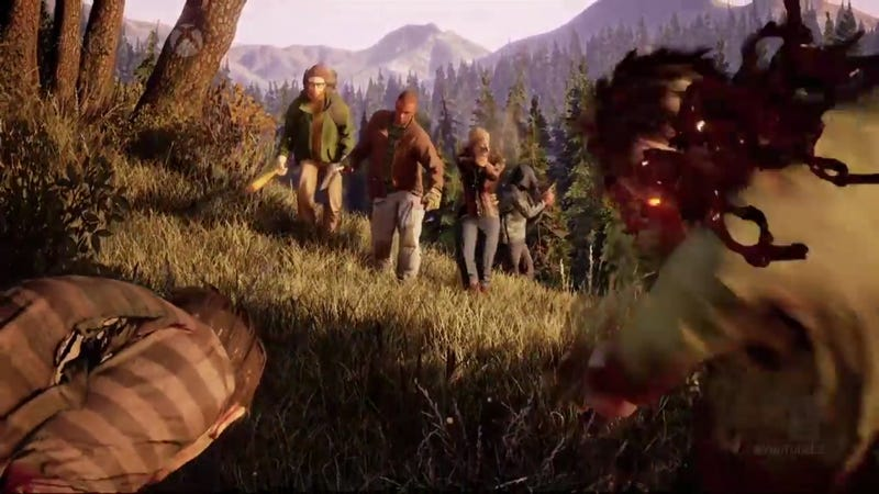 State of Decay Sequel Coming Next Year