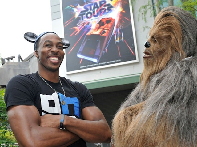 Dwight Howard Went To Disney World Anyway