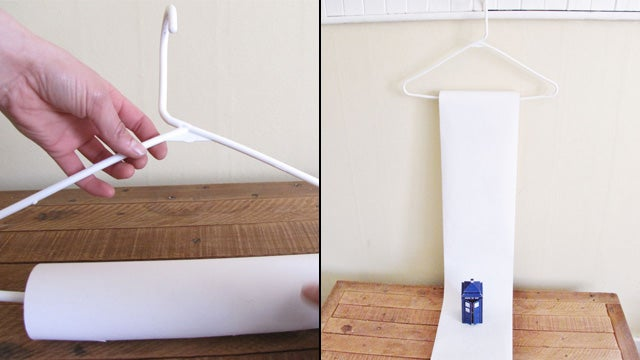 Take Great Photos with this DIY Portable Backdrop