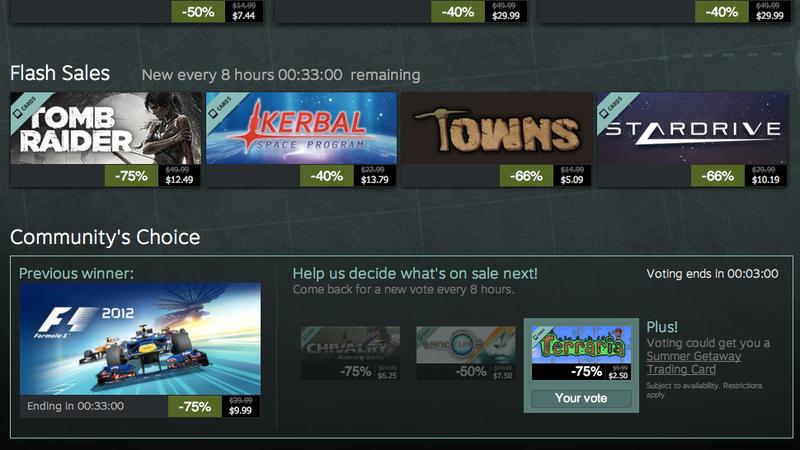 Moneysaver: Steam Summer Sale Day 9 Breakdown [Saturday 12:30pm]