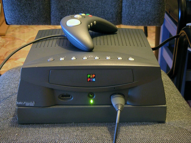 Remembering Apple's One Serious Attempt at a Video Games Console