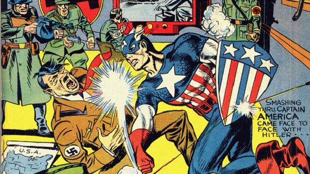 Creating Captain America
