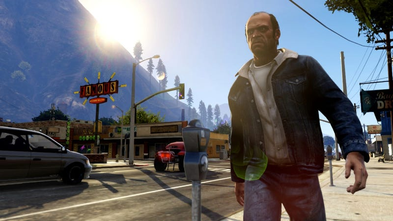 Why Grand Theft Auto V Isn't Next Gen