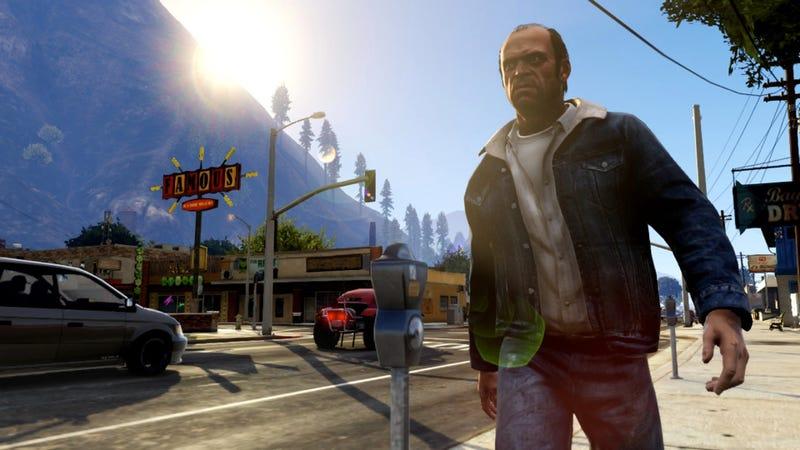 Why Grand Theft Auto V Isn't Next Gen