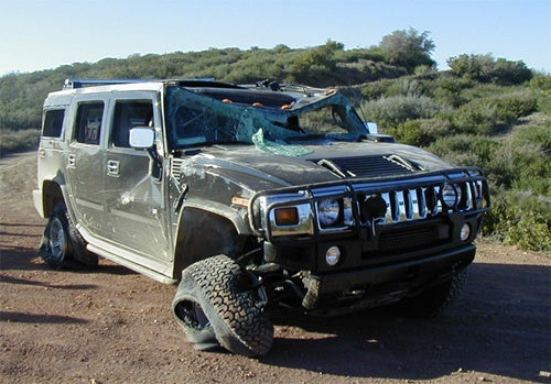 Hummer Owners Conservative, Delusional Study Finds