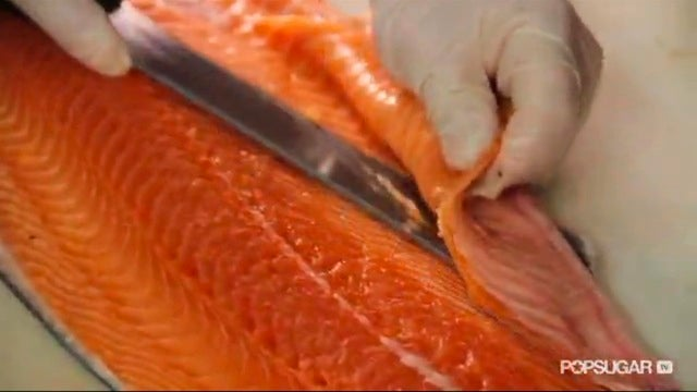 The Right Way to Choose and Fillet Fresh Fish