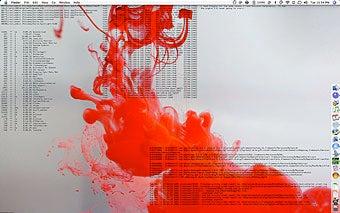 Featured Desktop: jazzmasterson