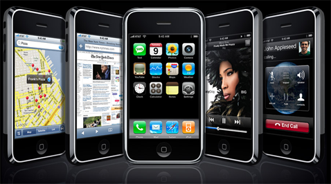 Top 10 iPhone applications