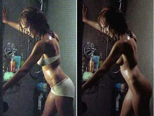 Jessica Alba Has Been Digitally Undressed
