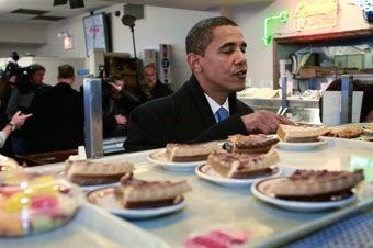President Obama: Team Pie