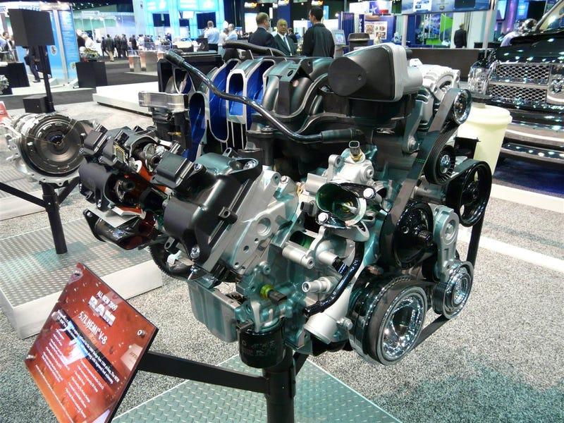 Dodge Ram 5.7 Liter HEMI V8