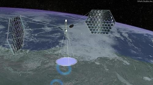 California Approves Orbiting Solar Panel Deal, Aims for 2016 Launch