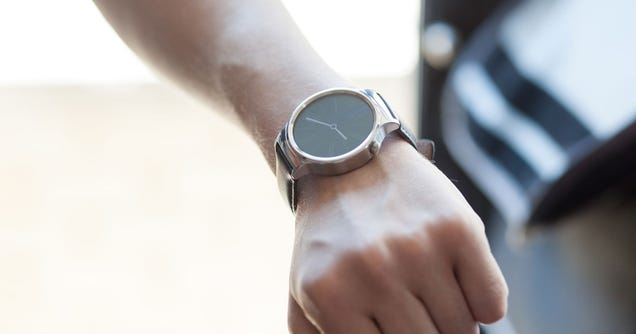 The Huawei Watch Is Luxury-Class But a Bit Too Bulky