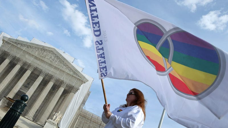 The Supreme Court Is Being Weird About Gay Marriage