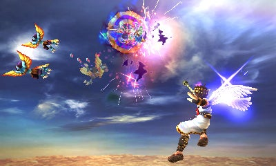 We Like Kid Icarus: Uprising So Far, Because It's Weird.