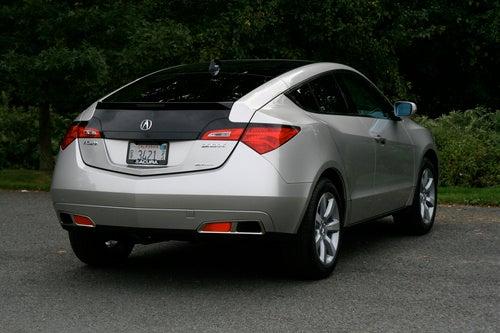 2010 Acura ZDX: First Drive Photos