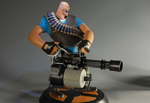 Valve Launches Collectible Line With TF2, Half-Life & Left 4 Dead Statues