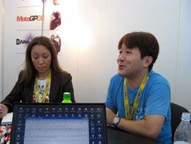 Capcom Talks Outside Street Fighter IV Co-Developer