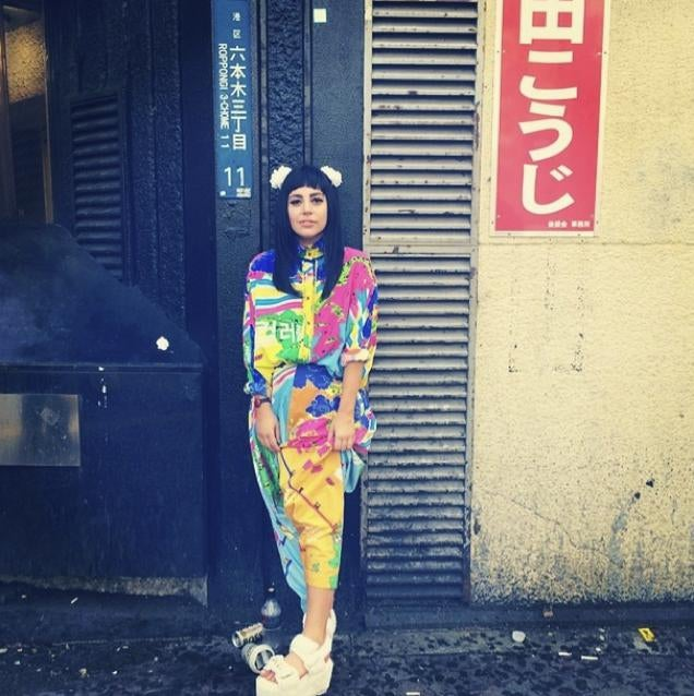 Why Lady Gaga's Outfit Upsets Some People in Japan