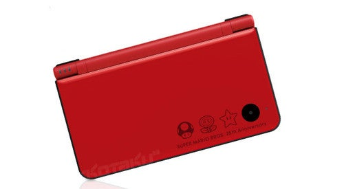 Check Out Mario's Sweet Birthday DSi XL
