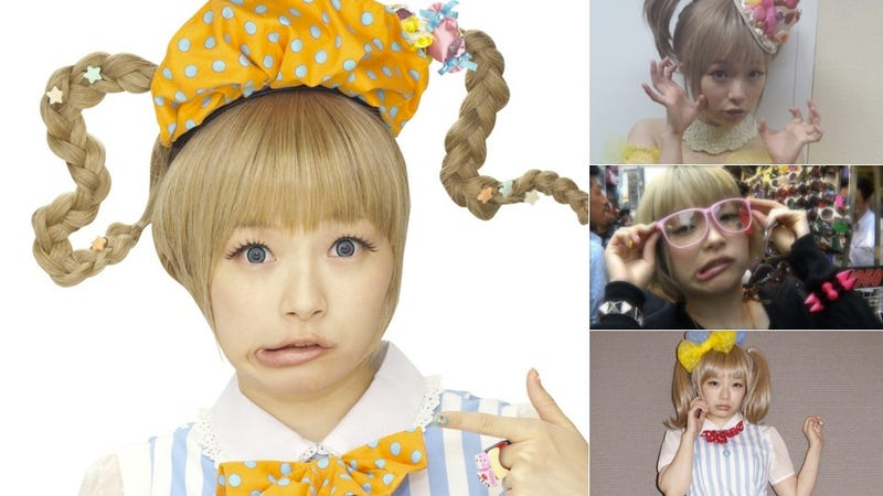 Yes, Rule 34 Apparently Applies to Colorful Japanese Popstars, Too