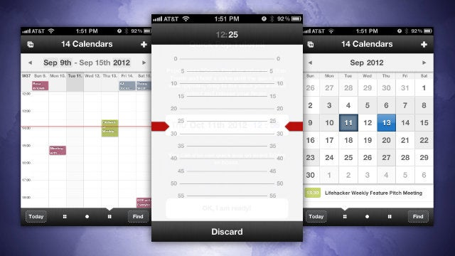PopCal Is the Fastest and Most-Efficient Calendar App for iPhone