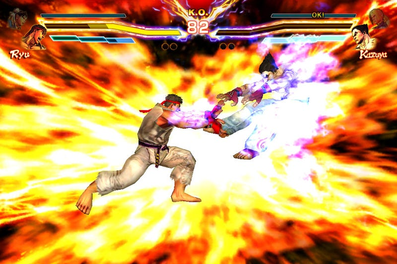 Street Fighter X Tekken Coming to iPhones This Summer, Probably Won't Have On-Disc DLC