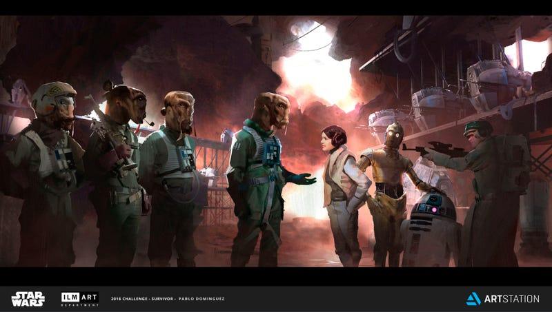 D-Day x Star Wars