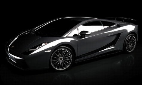 Weight Watchers: The Lamborghini Gallardo Superleggera