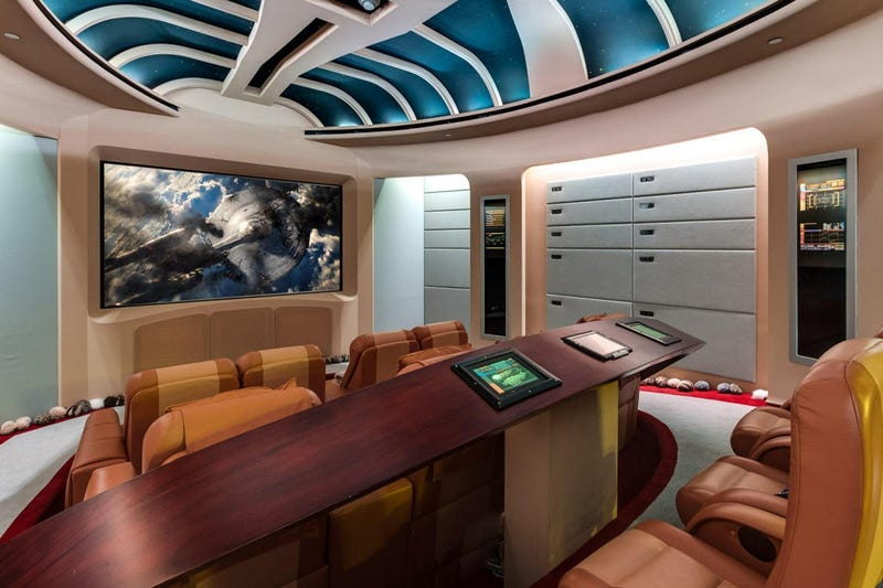 Former FriendFinder CEO Is Selling His $35 Million Star Trek Mansion
