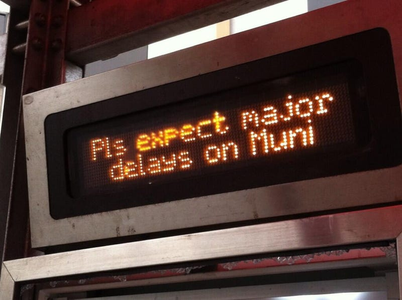 Muni Keeps the Twitterbus Rolling Despite Crippling Sickout