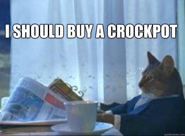 Crock Pot Recipes for a Crock Pot Dunce