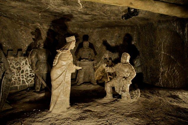 Haz turismo bajo tierra en algunas de las minas mas hermosas del mundo 812612867368138313