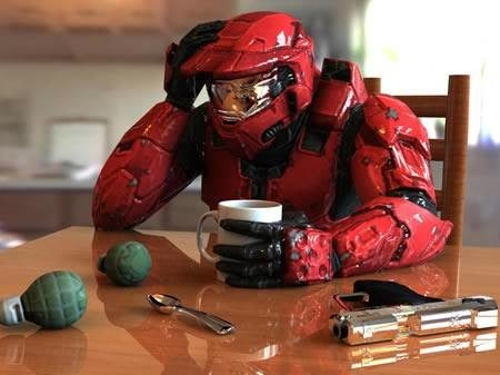 Master Chief Takes Backseat In Halo Movie