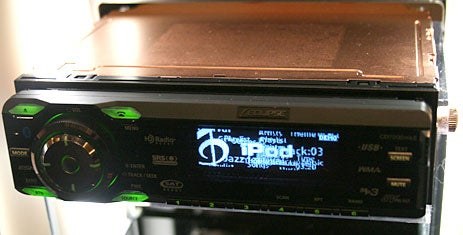 Eclipse CD7200 mkII, Kickass CD Tuner for Audiophiles on the Road