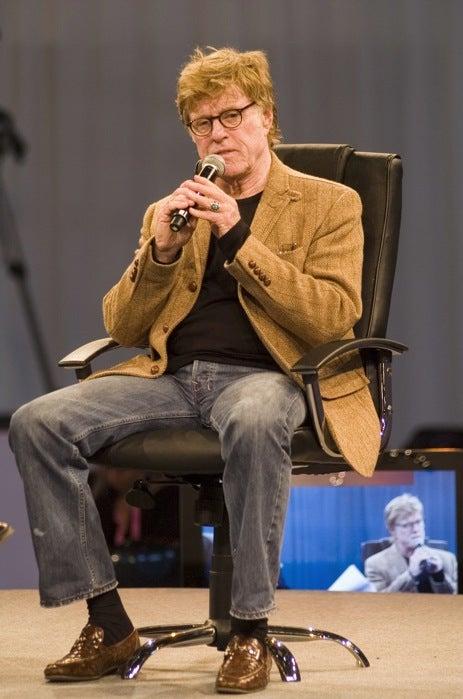 Ted Koppel Is Homeless