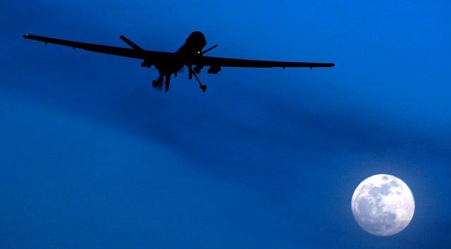 Drones Scare Pakistani Cricket Fans