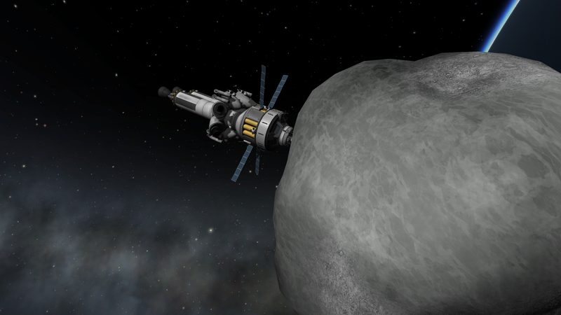 Conduct the Asteroid Redirect Mission from the comfort of your computer