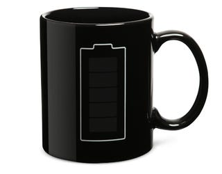 Is This the Bestest, Nerdiest Animated Coffee Mug? Yes, Yes It Is