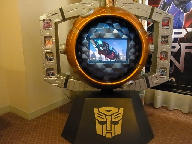 Japan's Transformers Hotel Room Is More Than Meets the Eye