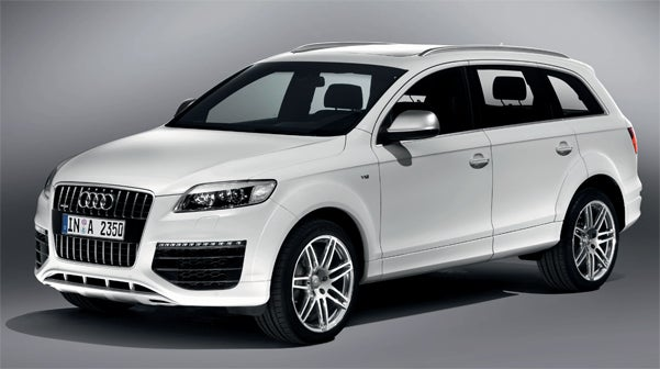 2009 Audi Q7 V12 TDI Revealed With Unbelievably Powerful Diesel Engine