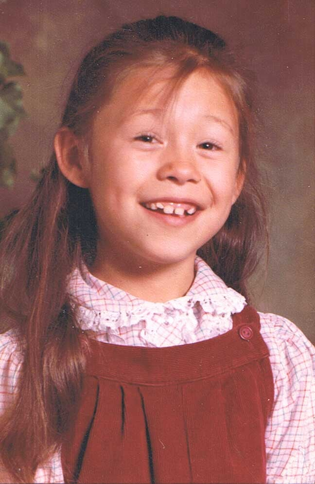 Goofy Glasses, Pretty Pigtails & Snaggletooth Smiles: September Is For School Portraits
